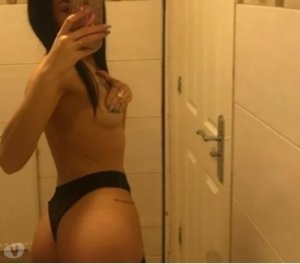 Emilyne threesome escorts in Glasgow